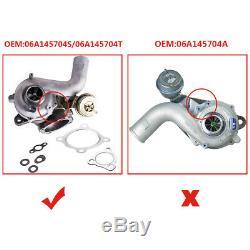 001 K04 Turbocharger For Audi A3 Tt Vw Golf Gti Seat Leon 1.8t Turbo K03