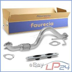 1x Kit Exhaust Pipe Faurecia Easy2fit Vw Golf Plus 1.4 16v 5m 06-13