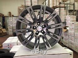 4 Wheels 19 Inch Vw Golf 5 6 7 Audi Q3 A3 Seat Leon Skoda Octavia