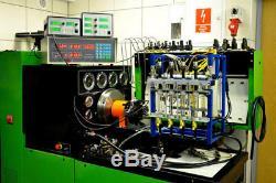 4x Bosch Pump Nozzle Unit Pde 0414720037 038130073aj Vag 74 Kilowatts 1,9tdi Injector