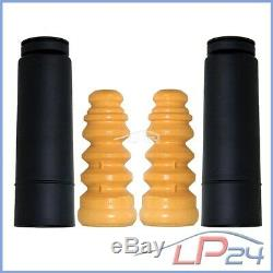 4x + Gas Shock Front Back + Cups + Kit Protection Bora Vw Golf 4 IV 1j