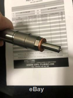 4x Injector 2.0 Tdi Audi Vw 0445110369 Cff Cfh Cfg