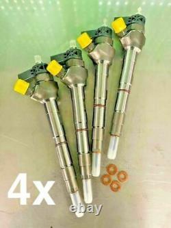4x Injector Tdi 0445110471 04l130277 Ae Vw Audi Passat Golf Seat Skoda