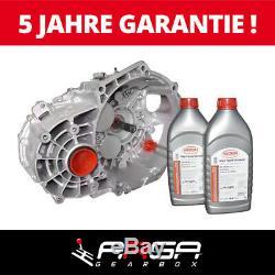 5 Years Warranty! Getriebie Kdn Kds Kdm Knr Audi Seat Skoda Vw Golf V Eos