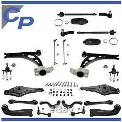 74 Pieces Kit Front Suspension Arm Rear Left Right Vw Golf V Golf Plus