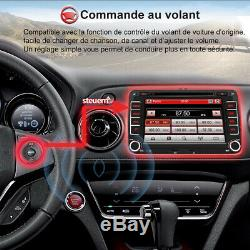 7 Car DVD Gps Bt Radio CD For Vw Golf 5 Skoda Yeti Seat Altea XL Toledo