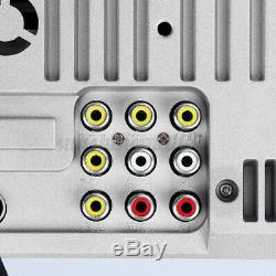 7 '' Car Radio 2 Din Stereo Bluetooth Gps Camera For Vw Golf Jetta Passat