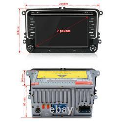 7android 10.0 Autoradio Gps Navi Rds Dab-for Vw Golf 5 6 Passat Eos Skoda Seat