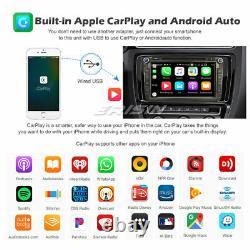8 Android 10.0 Autoradio For Vw Passat Golf 5 Polo Tiguan Jetta Dab Gps 8-core
