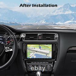 9 Android 10.0 Autoradio For Vw Golf Passat Skoda Tiguan Touran Dab 4g Carplay