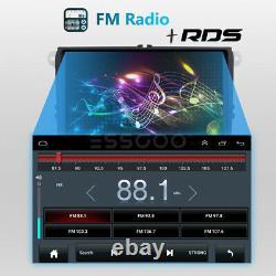9 Autoradio Stereo Android 9.1 Gps Navigation 2 Din For Vw Golf 5 Passat Touran