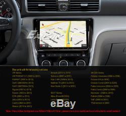 9android 7.1 Dab + Gps Navi Passat Golf Tiguan Jetta Amarok Eos Seat