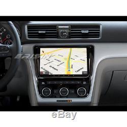 9android 8.0 Car Gps Dab + For Passat Golf Mk5 / 6 Touran Sharan Seat Skoda