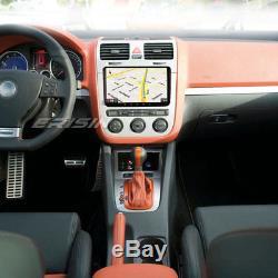 9android 8.0 Car Gps Dab + Navi Passat Golf Mk5 / 6 Touran Sharan Seat Skoda