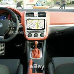 9android 8.1 Gps Car Radio Dab + For Vw Passat Seat CC Golf 5 6 Jetta Touran Obd2