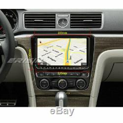 9android 9.0 Gps Car Dab + For Vw Passat Seat Golf Jetta Touran Tnt 4g Swc
