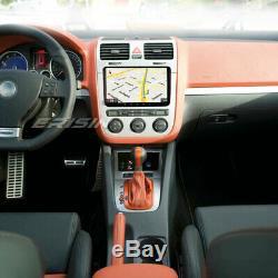 9android 9.0 Radio Dab + Ops Vw Passat Golf Mk5 / 6 Touran Sharan Seat Skoda