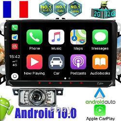 9dab-autoradio Android 10 For Passat Golf 5 6 Polo Scirocco Skoda Seat Carplay