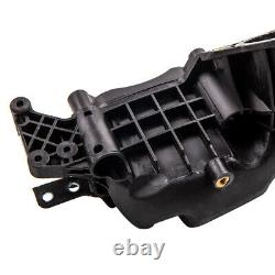 Admission Collector + Engine Actuator Valve For Vw Golf Tiguan 2.0 Tdi