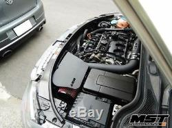 Air Filter Kit Admission Mst Performance Golf Mk5 Gti Mk6 R Tfsi