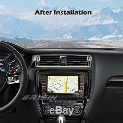 Android 10.0 Radio Dab + 4g Carplay For Vw Golf Passat Touran Eos 5 Skoda Seat