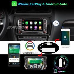 Android 10 Car Seat For Vw Skoda Yeti Golf Toledo Altea Dab + Dvr Tpms 5148