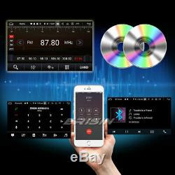 Android 8.1 Car Touch-screen Gps DVD Bluetooth Obd2 Tnt For Eos Passat Golf 5 6