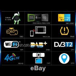 Android 8.1 Gps Dab + Tnt Car Audio Vw Passat Golf Polo Tiguan Jetta Touran Wifi