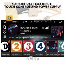 Android 9.0 Dab + Gps Car Radio For Vw Bora Jetta Polo Golf Seat Transporter Ibiza