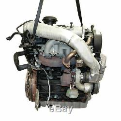 Asz Engine With Turbo Skoda Octavia 1u Audi A3 8l Vw Golf 4 Seat Leon 1,9tdi