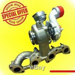 Bkd 2.0 140cv Turbo Vw Caliber Patriot 03g253014j 03g253010h 03g253019h 756,062