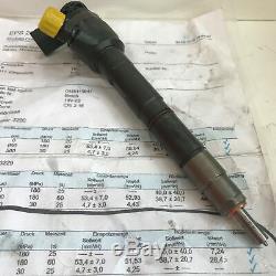 Bosch Injector 0445110647 03l130277q Audi Vw Seat Skoda 2.0 Tdi Injector