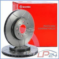 Brembo Sport Max Brake Discs Vented Ø288 + Pads Front Vw Golf 4 1j