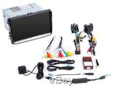 Car Audio Vw Golf 5 6 Passat CC Seat Skoda Gps Android Bluetooth Wifi 9 Inch
