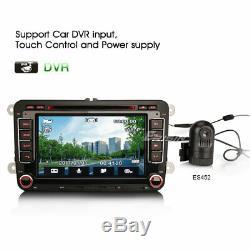 Car Radio For Vw Seat Skoda Golf Eos Sharan Leon Tnt Car DVD Bt Capacitive 7791