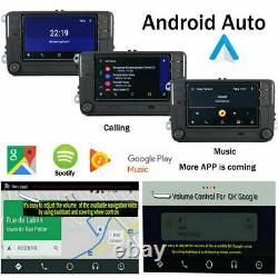 Carplay Carradio Android Auto Rcd360 187b Bt For Vw Golf Polo Jetta Tiguan CC