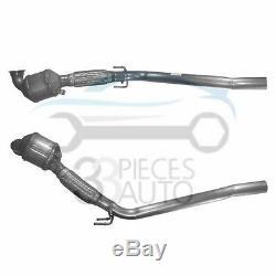 Catalytic Converter Vw Golf 2.0tdi Mk. 5 (bkd Azv Engines) 10/03