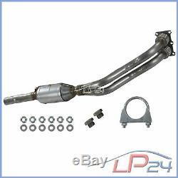 Catalytic Pot With Kit / Assembly Parts Vw Bora Golf 4 IV 1j 1.6