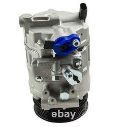 Clima Air Conditioning Compressor For Vw Golf 1.4 / 1.6 / 1.9 Tdi / 2.0 Tdi