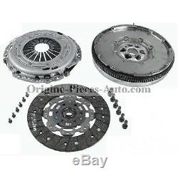 Clutch Flywheel + Vw Golf Caddy Passat = 600001700 03g105266bc