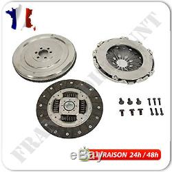 Clutch Kit 3 Pieces With Flywheel For A3 / Leon / Golf IV 1.9 Tdi