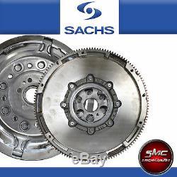 Clutch Kit + Engine Flywheel Sachs Audi A3 (8p1) 2.0 Tdi 16v 140 HP 2003-12