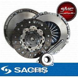 Clutch Kit + Flywheel Engine Sachs Vw Passat Seat Leon 140 -170 Ch 2.0 Tdi