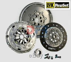 Clutch Kit + Steering Wheel Audi A3 Inertia Golf V 5 Vw Passat 1.9 Tdi 105 HP
