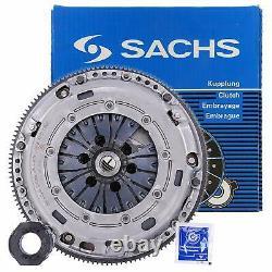 Clutch Kit + Steering Wheel Engine Sachs Seat Altea Leon Toledo 1.9 Tdi 105 Ch
