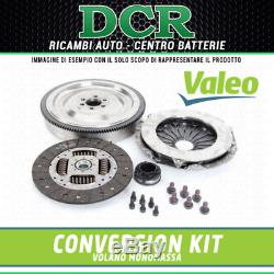 Clutch Kit With Solid Inertia Steering Wheel Valeo 835035 Seat Leon From