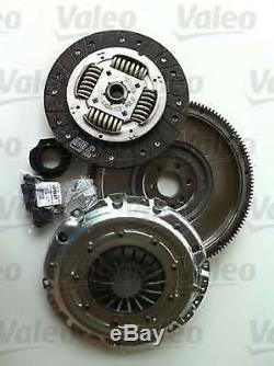 Clutch Kit With Steering Wheel Inertia Solid Valeo 835035 Vw Passat (3c2) Variant