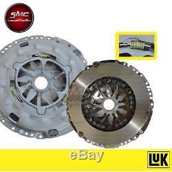 Clutch + Steering Wheel Engine Luk Vw Golf VI 6 Touran Caddy 1.9 Tdi 105 Ch New
