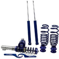 Combined Suspension Kit For Vw Volkswagen Golf Mk4 1.9 Tdi Spring Struct