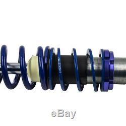 Combined Threaded Suspension Kit For Vw Bora 1j2 Audi A3 Golf 8l1 Seat Leon 1m1